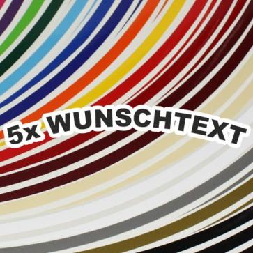 Wunschtext - Ihr eigener Text