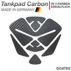 Carbon Tankpad GOATEE