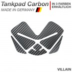 Carbon Tankpad VILLAIN