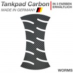 Carbon Tankpad WORMS